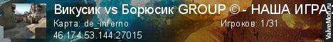 Статистика сервера Русский серверRise of 501 Быстрая за в мониторинге Valvemon.ru
