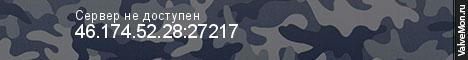 Статистика сервера Counter-Server 247 в мониторинге Valvemon.ru