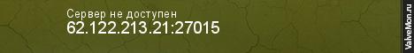 Статистика сервера REA1ZONA KNIFE#DM в мониторинге Valvemon.ru