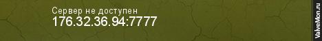 Статистика сервера ArtWhite RolePlay | Burger [X2] в мониторинге Valvemon.ru