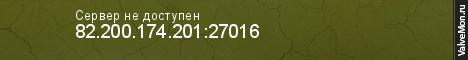 Статистика сервера Batys Zombie в мониторинге Valvemon.ru