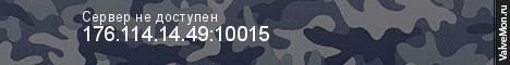 Статистика сервера FreeCS.IN New Public в мониторинге Valvemon.ru
