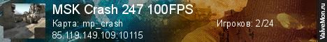 Статистика сервера Free Vip Австралийский балдеж #1 в мониторинге Valvemon.ru