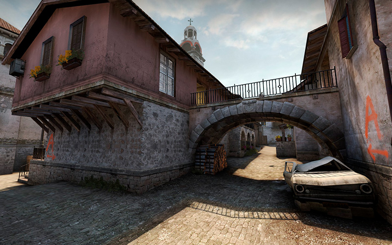 de_inferno Counter-Strike: Global Offensive
